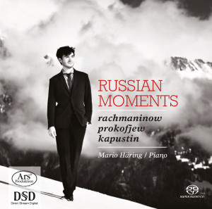 Russian Moments Cover