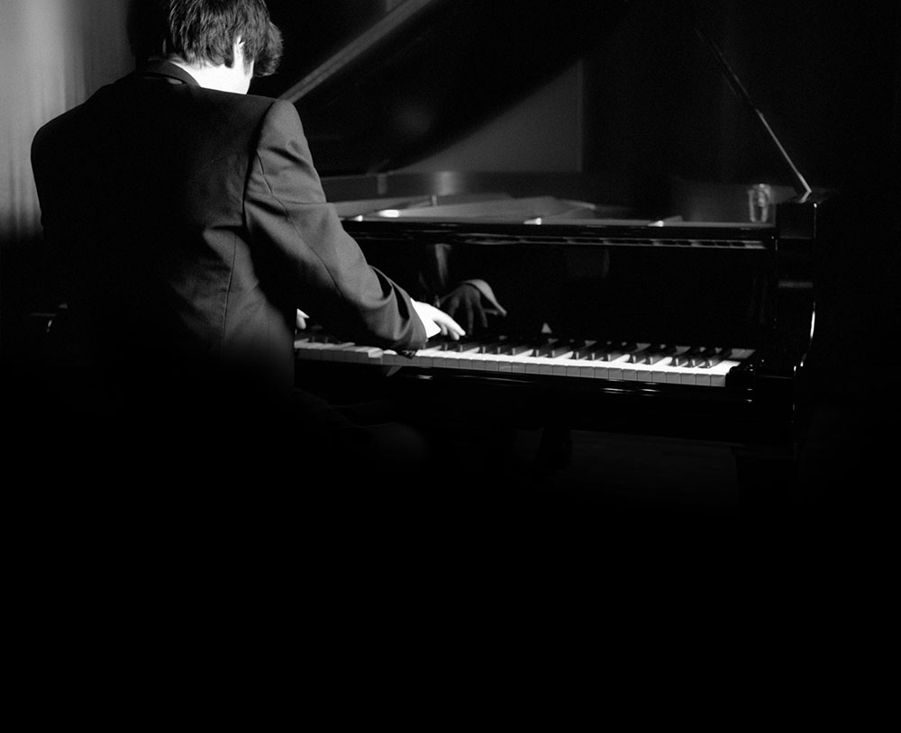 """A most sensitive musician with immense pianistic abilities and powerful expression"""